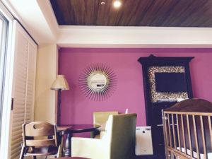 ホテル日航アリビラの部屋