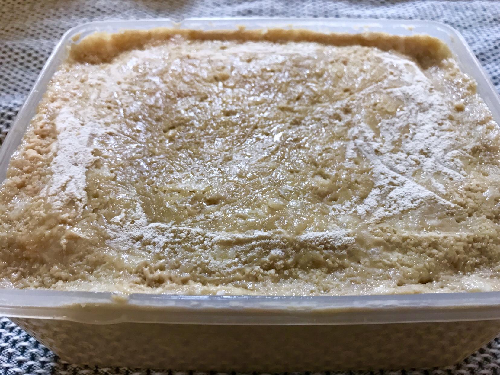 白味噌作り。